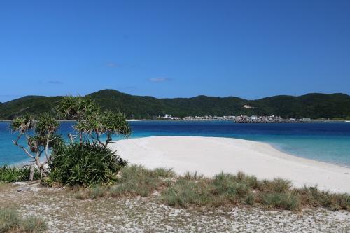 ケラマブルーの海が見たくて慶良間諸島に出かけて来ました(その4)座間味島