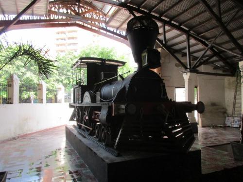 パラグアイ滞在記5(鉄道博物館編)