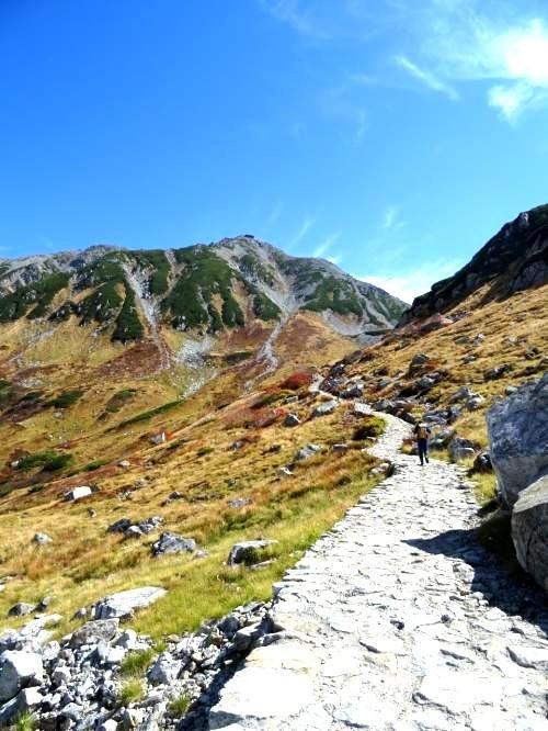 【室堂】絶景!紅葉の立山黒部アルペンルート♪立山という山はなかった