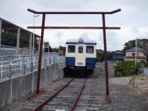 E OCT 2021  テツ旅Ⅲ・・・・・⑤鐵道神社