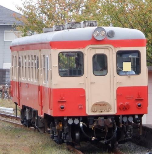 E OCT 2021  テツ旅Ⅲ・・・・・⑦湊線キハ205(単行)
