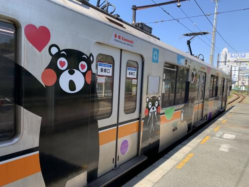 くまモンに会いに熊本へ