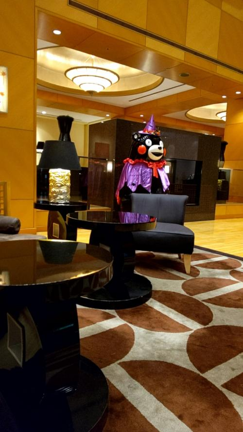 祝、初熊本。とりあえず熊本ラーメンだけは食べてきました。② ~ホテル日航熊本(スタンダードツイン)~