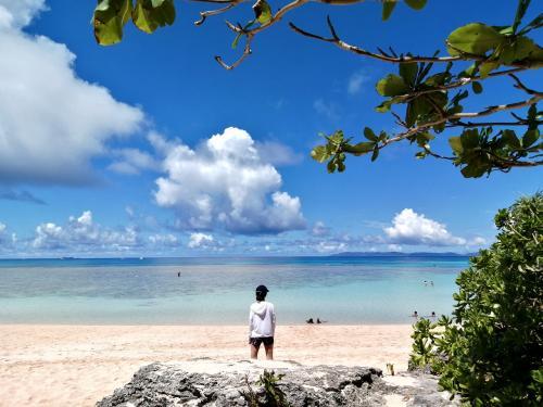 【島旅2021夏 12】波照間島1…南の果てで日本一美しいビーチに出会ったー…