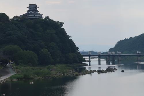 犬山城を見に行って、ついでに名古屋観光