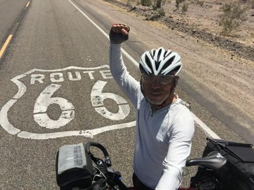 アメリカ大陸自転車なんちゃって横断旅(1)