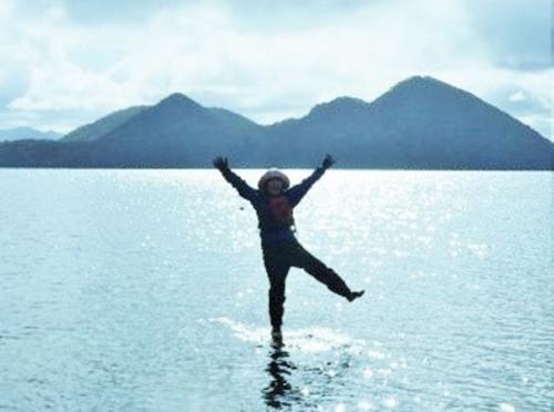 それ行け北海道 * 洞爺湖4泊5日の旅 4日目 午前中はサップ レイクヒル牧場でランチ その後壮瞥滝へ