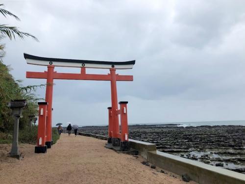 宮崎へ3 ~青島神社&ホテル満喫 松泉宮~