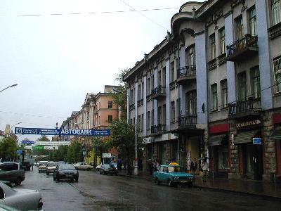 イルクーツク Иркутск (Irkutsk)