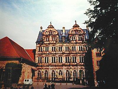 ハイデルベルク Heidelberg am Neckar