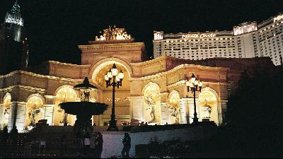 2004年ラスベガス旅行