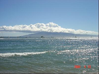ハワイ4島めぐり