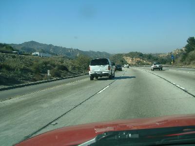 Los Angelesのフリーウエイ・ドライブ!『No.3』