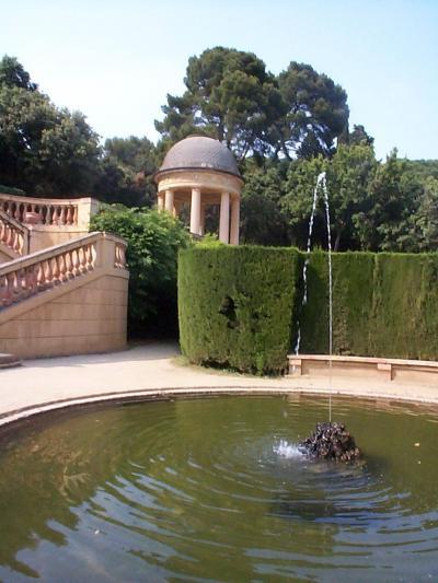 バルセロナ市内観光、穴場:オルタ公園(Parc d'Horta)