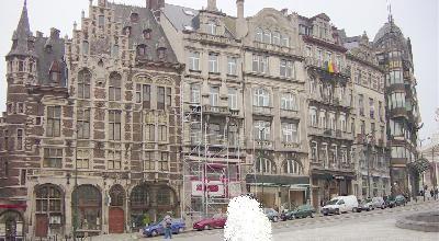 ブリュッセルでベルギービールを飲み比べ