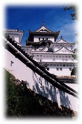 姫路城、世界遺産にふさわしい品格です!