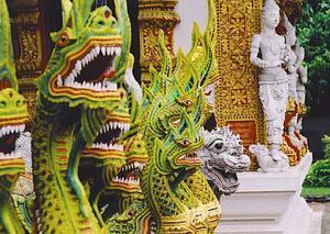 タイ王国に魅せられて