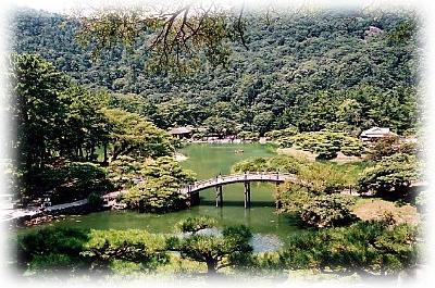 ★いざ、四国へ!(4)~緑あふれる栗林公園