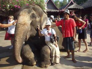 First Bangkok travel!