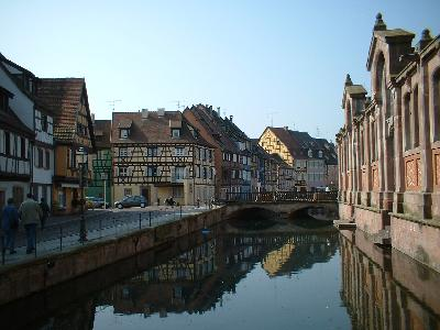 フランス~Colmar 散策~