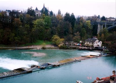老年夫婦の海外旅行第4集 スイス インターラーケン ベルン