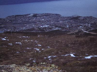 北欧一人旅・その5 in Narvik