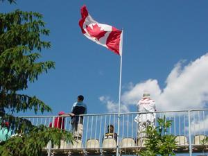 モントリオールでF1カナダグランプリ観戦