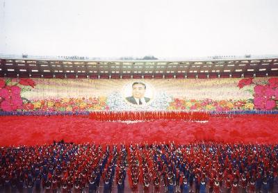 やってきました北朝鮮★