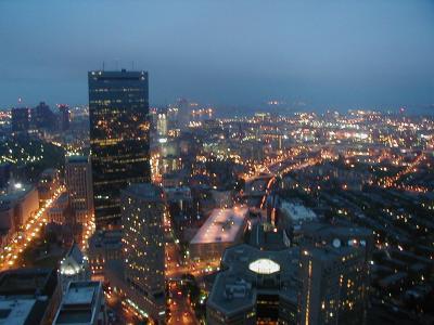 22nd:アメリカ中部と東海岸&カナダ周遊ドライブ14日間(Part16:Boston Night編)