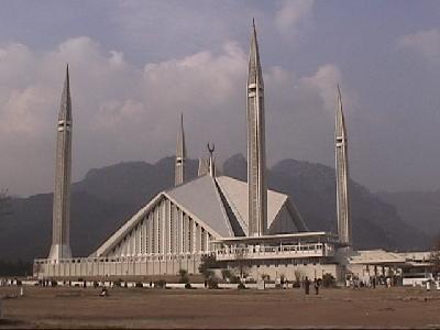 Islamabadを訪ねました。