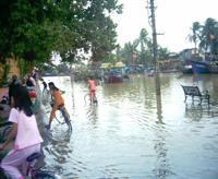 ホイアン洪水