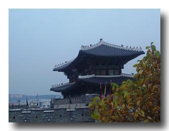 韓国旅行 スウォン−韓国の世界遺産−水原華城