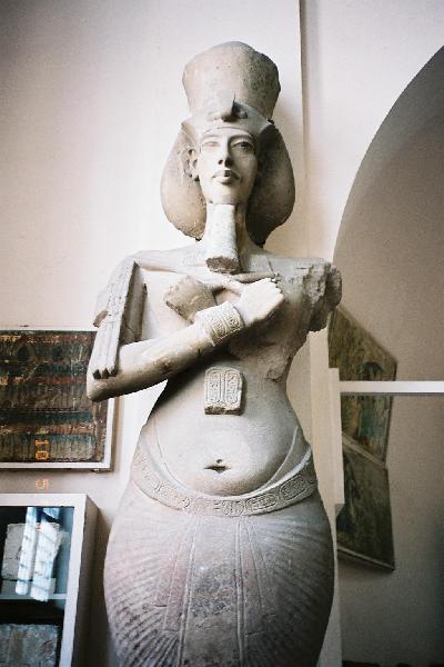 なち、エジプト考古学博物館で激写。。。。