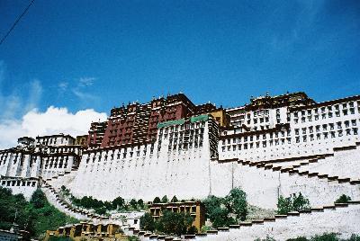 なち、チベットで酸素のありがたみを知る。。。
