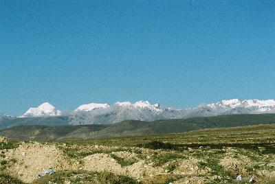 なち、チベットで未知の世界へ。。。