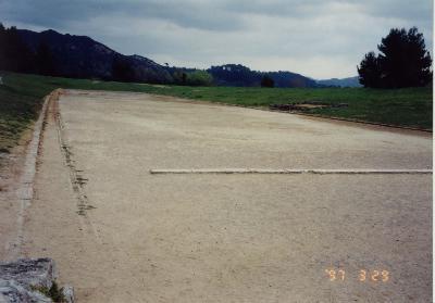 オリンピック発祥の地 オリンピア