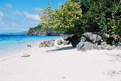 フィリピン/ニモとホスピタリティがいっぱいの島@クラブノアイザベル(2003年12月)