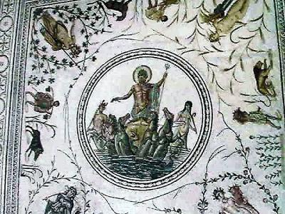 チュニジアの旅【1】 「チュニジアのルーブル」 チュニスのバルドー博物館
