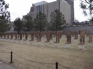 オクラホマシティ ナショナルメモリアルと記念館