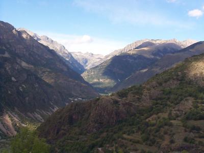 ピレネー山脈、カタルーニャ地方のスキー場