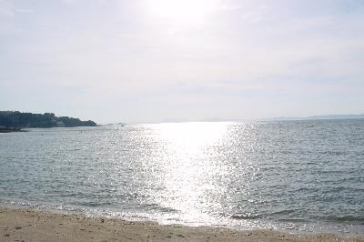 のんびり(思い込み)プライベートビーチ@小豆島2004年7月19日-20日