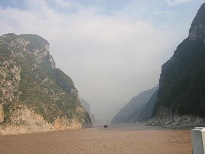 悠久の原峡谷・・・懐かしの長江三峡クルーズ