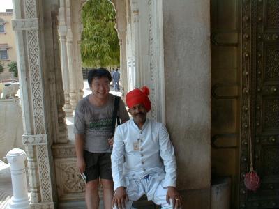 インドの旅(2)  【ジャイプール】