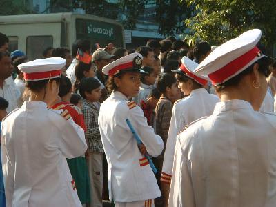 ミャンマー旅行 15日目 ~連邦の日のヤンゴン~
