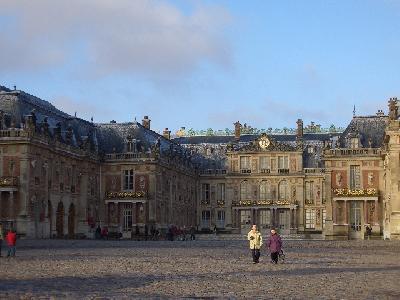 ◆2005年1月◆フランス~ヴェルサイユ宮殿~◆