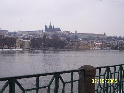 Pragueの旅