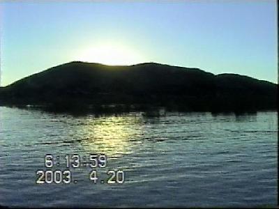 ペルーの旅 【2】 葦の浮島に原住民が住むチチカカ湖