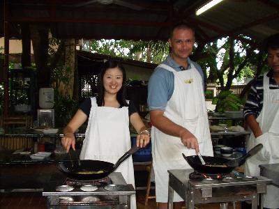 タイ料理教室!【チェンマイ】