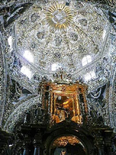 メキシコの旅【11】 スペイン人が新しく創った街 プエブラ
