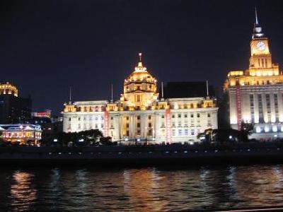 上海・ナイトクルーズ